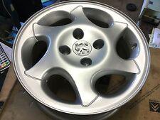 """Peugeot 406 Oplale alloy wheel rim 15"""" 6.5Jx15ch4-18 5402c4"""