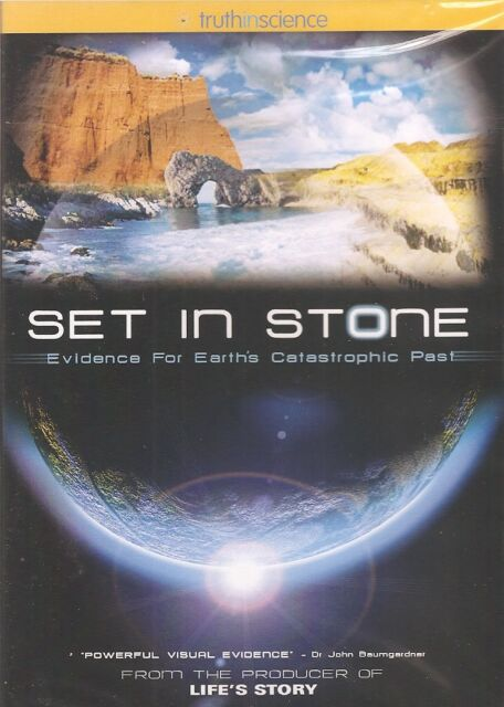 Set In Stone - Evidence For Earth's Catastrophic Past DVD