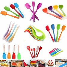 Silicone Spatula Kitchen Utensil 20Design Cooking Baking Cake Icing Mixing Tools