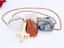 Acier Inoxydable Croix inversée collier pendentif pour hommes Upside Down Cross Jewel