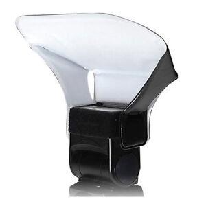 Flash Pocket Bouncer for Didital SLR Speedlight 90 Dig angle soft wide ze-sld
