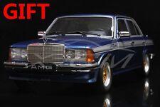 Resin Car Model Otto Mobile Mercedes-Benz 280E AMG (Blue) 1:18 + SMALL GIFT!!!!
