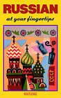 Russian at Your Fingertips by Lexus (Paperback, 1990)