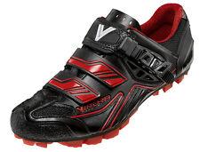 Scarpe bici MTB Vittoria Falcon rosse mountain bike shoes 36-46 made in Italy
