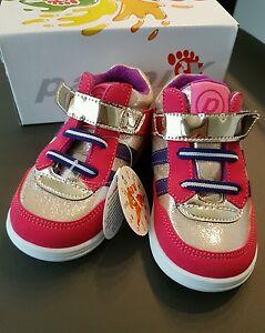 competitive price 5dfe7 406e7 Details zu Lauflernschuhe Kinderschuhe für Mädchen orthopädische erste  Schritte Schuh pink