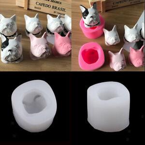Bulldog-Shape-Aromatherapy-Gypsum-Mould-Resin-Casting-Mold-for-DIY-Ornament