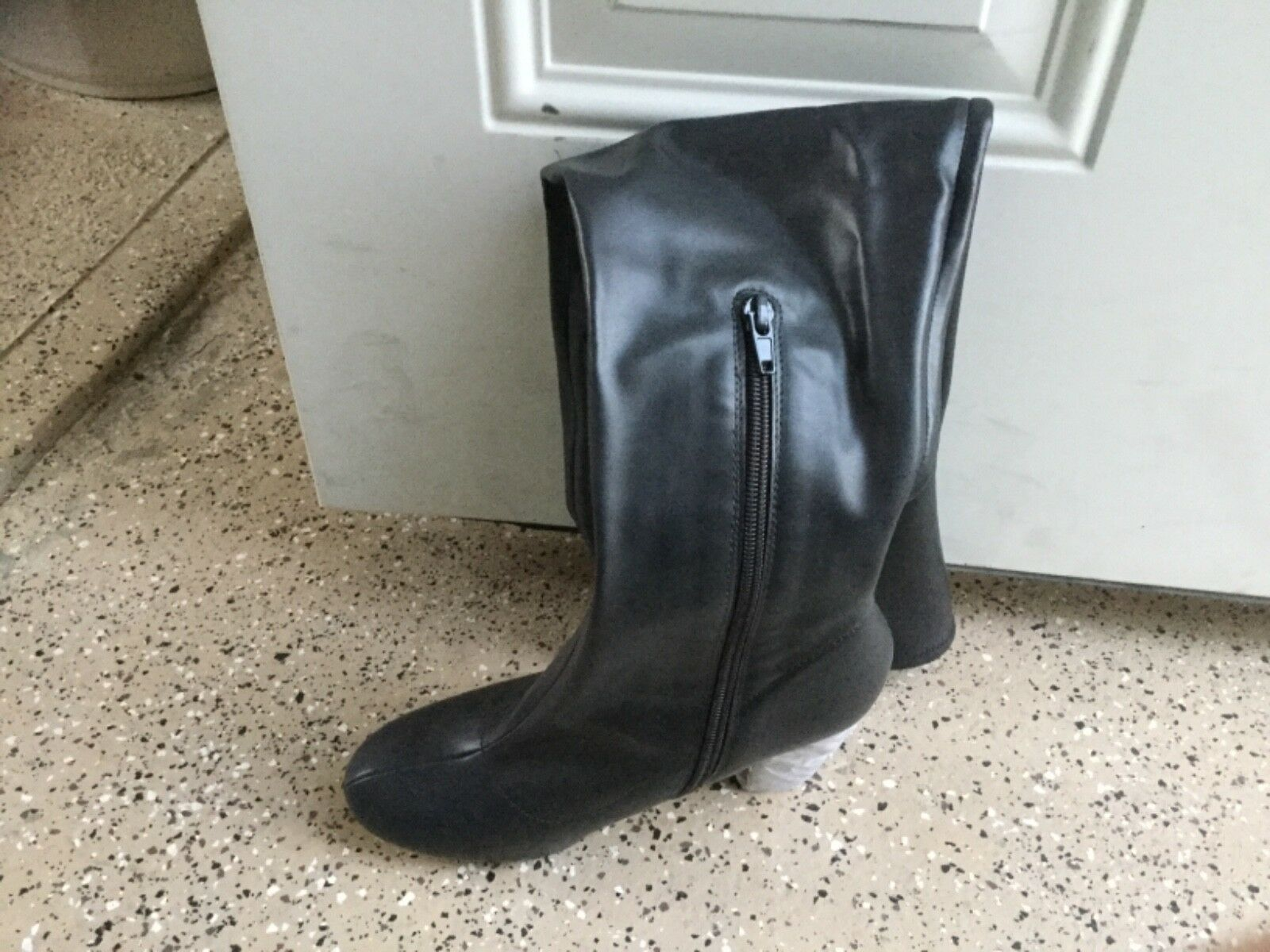 Badgley Mischka American Glamour Over The Knee Boots Sz 7.5 Regular price 89