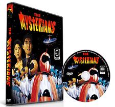 The Mysterians 1957 English Dubbed - Widescreen W/ Kenji Sahara Yumi Shirakawa