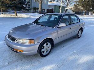 1997 Acura el clean title British Columbia car!