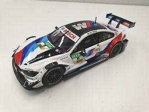 Carrera-Digital-132-BMW-M4-DTM-Wittmann-No-11-ohne-Decoder-und-Licht-aus-30881