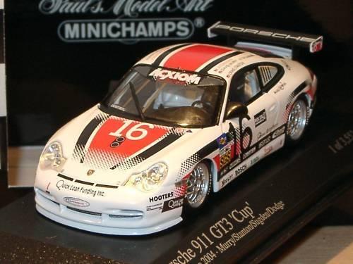 Minichamps Porsche 911 gt3 Cup Daytona  16 - 400 046216 - 1 43