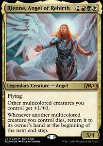 Rienne-Angel-of-Rebirth-FOIL-NM-Buy-a-Box-Promo-Magic-MTG