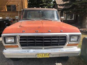 1978 Ford swb 4x4