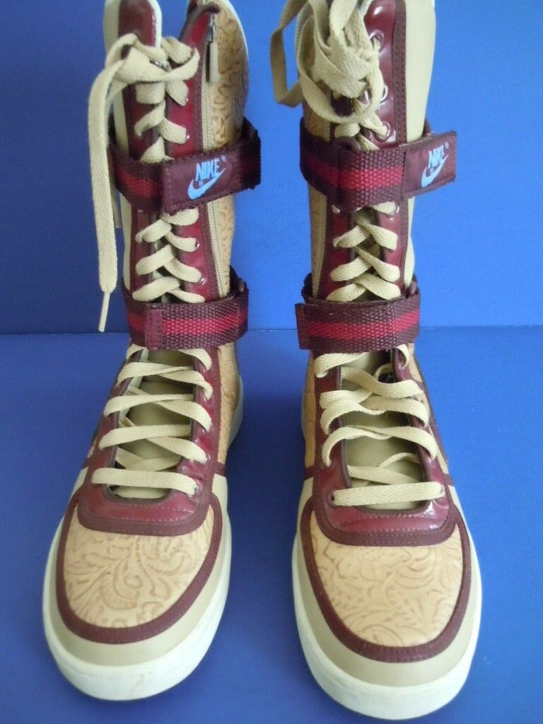 SUPER RARE THE ONE AND THE ONLY ! VINTAGE VINTAGE VINTAGE NIKE WOMEN SHOES / BOOTS NEW OLD STOCK 98bf53