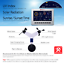 PanTech-Wifi-Weather-Station-Wireless-Professional-Solar-Power-UV-PT-HP2550-PLS thumbnail 9