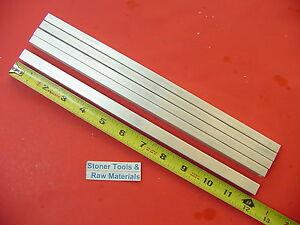 "3 Pieces 1//2/"" X 3/"" ALUMINUM 6061 FLAT BAR 10/"" long T6511 .50/"" Solid Mill Stock"