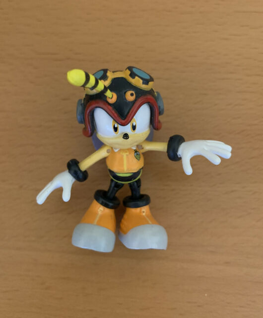 Sonic The Hedgehog Team Chaotix Charmy Bee Jazwares For Sale Online Ebay