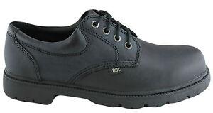 ROC-BOOTS-MAGNUM-MENS-BOYS-SCHOOL-DRESS-SHOES-BLACK-AUS-SIZES