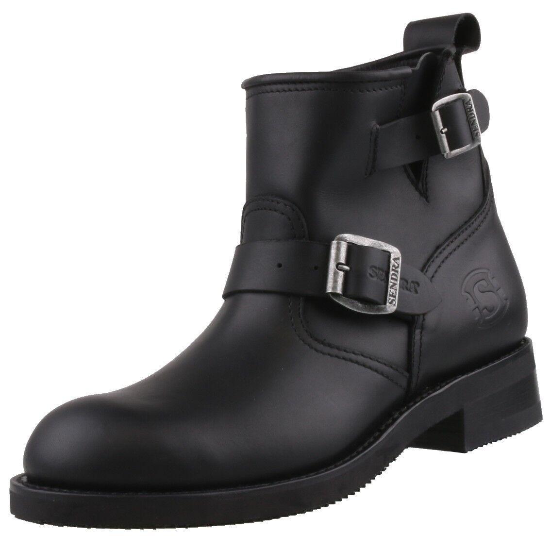 Nuevo sendra botas Biker-botas botín zapatos 2976 negro