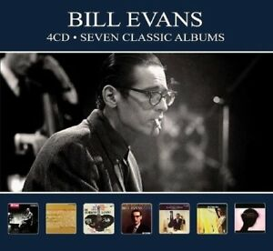 Bill-Evans-7-Classic-Albums-New-CD-Germany-Import