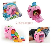 Fisher Price Laugh and Learn Smart Stages Piggy Bank ** PURCHASE TODAY **