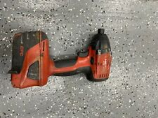 Hilti Sid 18 A With Battery