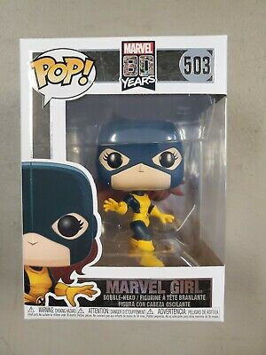 Vinyl Marvel First Appearance Marvel Girl Figure #503 Funko Pop