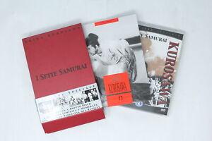 COFANETTO-SPECIALE-2-DVD-I-SETTE-SAMURAI-MONDO-HOME-KUROSAWA-QT-053