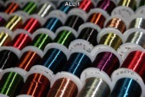 0.3mm Wire Beading Craft Jewellery Making Tiara  28 Gauge BUY 10 20 40 Metres