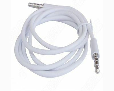 HIGH QUALITY CAR AUX AUDIO CABLE For iPhone 5 6 7, Samsung, LG, Nokia, mp3 3.5MM