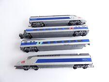 JOUEF / HORNBY TGV 4 ELEMENTS N° 405