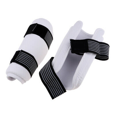 Child Small to X-Large, Black or White MMA Forearm Protective Gear Protector for Sparring Martial Arts Cloth Combination Hand Fist//Forearm Guards Taekwondo