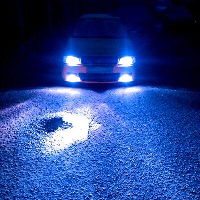 9007 Hb5 Ice Blue Led Headlight For Ford Ranger 1993 2011