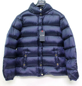 d1f9e8b8032f Details zu Armani Jeans Damen Daunenjacke Steppjacke Jacke Warm Gr. 38/40  (ital. Gr50) Blau