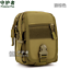 miniature 1 - Military Tactical Bag Nylon Waterproof Molle Pouch Running Package for Climbing