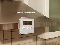 Digitale Minutenuhr Küchenuhr Timer Kurzzeitmesser Wecker Eieruhr