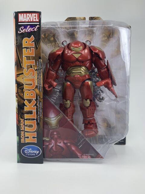 Disney Avengers Marvel Select Iron Man Hulkbuster EXCLUSIVE ACTION FIGUR