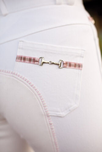 Equetech Ladies Snaffle High Waist Full Seat Breeches 3 colours SALE WERE 83.50