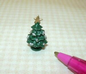 Miniature-Tiny-1-144-Scale-Christmas-Tree-for-Dollhouse-039-s-Dollhouse-TYPE-B