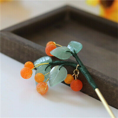Ajisai Hairpin Hair Clip Comb Stick Bracelet for Kimono Hanfu Accessories JY
