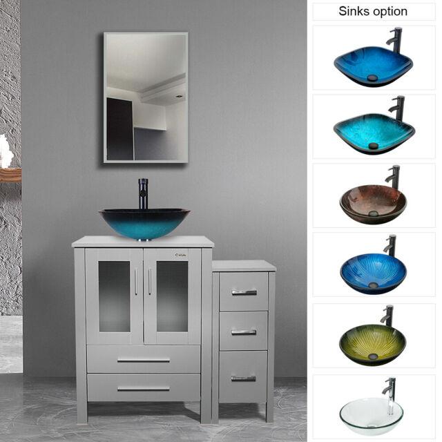 Infurniture 36 Single Bathroom Vanity Set For Sale Online Ebay