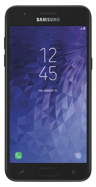 Samsung Galaxy J3 (2018) SM-J337- 16GB - Black (Unlocked)