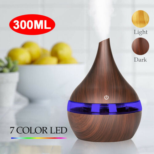 300ml USB Electric Aroma air Essential oil diffuser Ultrasonic air humidifier