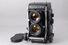 【Exc++++】Mamiya C330S & Sekor DS 105mm f/3.5 Medium Format TLR from Japan