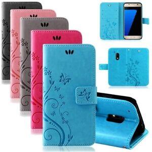 Handy-Tasche-Handy-Huelle-Kunstleder-Schutzhuelle-Flip-Cover-Case-Etui-Wallet