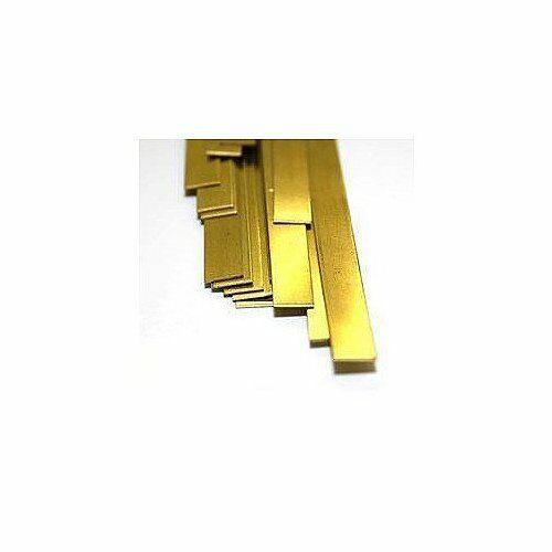 K /& S ENGINEERING 8236 BRASS STRIP .025X1//2