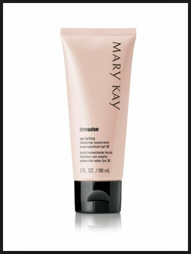 Full Size Mary Kay TimeWise Age Fighting Moisturizer SPF 30
