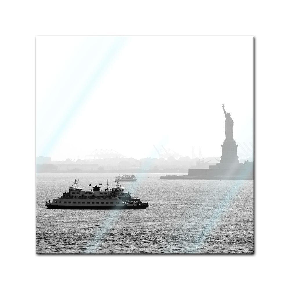 Immagine di vetro-NEW YORK II