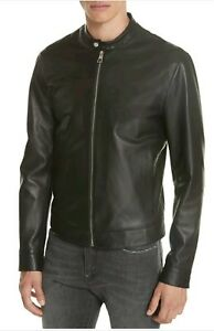 LxlUvp1350 Zu Neu Details 100 Gr Leather eht LederLuxus Collection Versace Lederjacke ZTPuiOXk