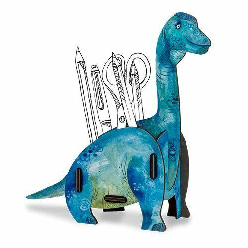 Werkhaus Stiftebox Brachiosaurus